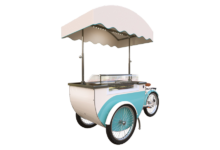 Katerina Vision ice cream cart