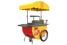 Flying Food Cart
