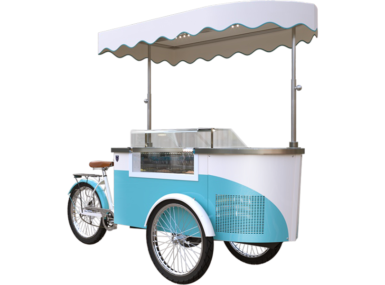 ice cream cart vision
