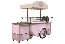 Pastries cart