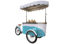 Procopio Slim - ice cream cart P4