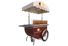 Cannolo Cart