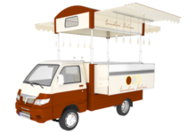 Don Giovanni Cannolo Truck