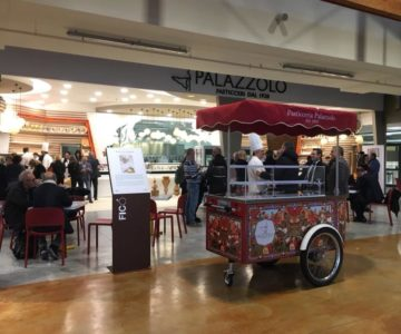 Cannolo Cart Palazzolo