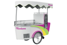 Smoothies cart