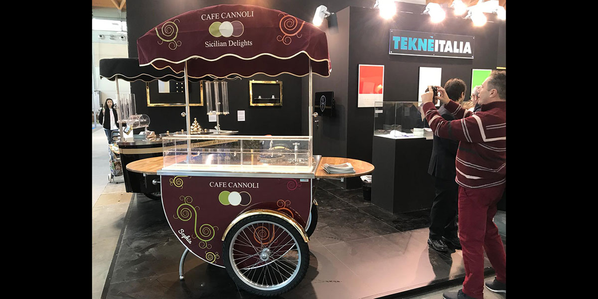 Cannolo Cart: an opportunity for your business