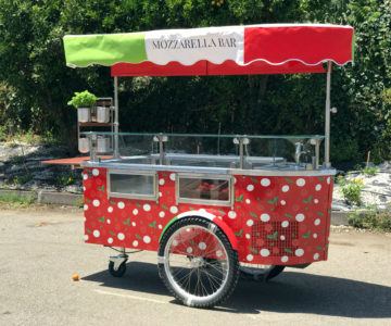 Fresh Food Cart