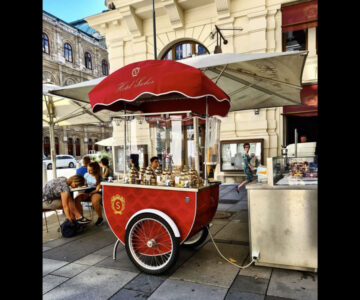 sacher icecreamcart